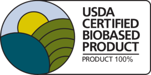 USDA Biobased product certificate